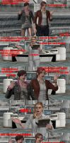 MEETING THE OVERSEER(A RESIDENT EVIL PARODY) by CharonA101