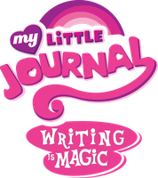 My Little Journal - Writing is Magic by bobsicle0