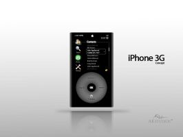 iPhone 3G Concept by AK-studios