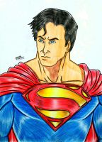 Man of Steel by RedWing99