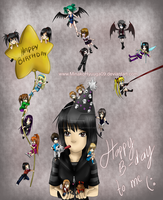 Happy Birthday to me xD by KaitouHyuuga