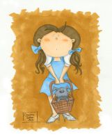 Dorothy Gale by crazycat13design