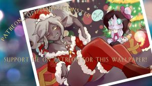 Holiday Wallpaper! by a-fools-paradise