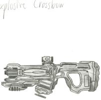Unsc Explosive Crossbow by Chigiri16