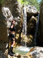 Lara Croft: Zip, Alister? by TanyaCroft