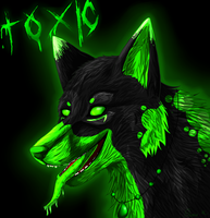 Toxic - Commission by Snowgard