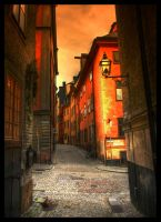 orthogon alley by brandybuck
