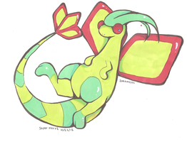 Pokemon Flygon Request by PinkMelodii