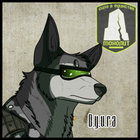 Dyura stalker dog by DeadRussianSoul