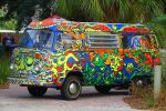Hippie Van by hollywoodjazz