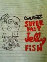 Superfast Jellyfish by americaneulogy23