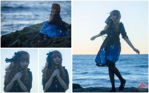 lolita photoshoot by @fanored by FanoRED