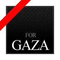 FOR GAZA by GoldenDune