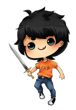 Percy Jackson by viliann