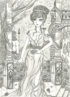 *~.Aphrodite: The Seductress in Her Garden.~* by jeanin95