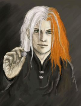 jaqen by HOLOI