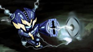 Lightning Rod Kennen by LuluDubYou
