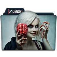 iZombie : TV Series Folder Icon v5 by DYIDDO