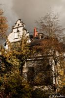 Villa Fall by C-Asepsis