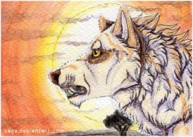 ACEO: Tyr by SaQe