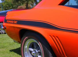Yenko-SC Detail by StallionDesigns