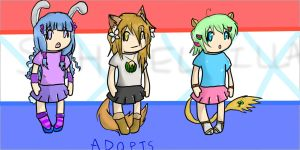 Soap adopts (1) Name your price! [2/3 OPEN] by Shelilla