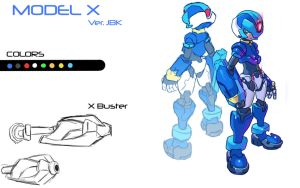MODEL X FINAL UPGRADE SHEET by KenshinGumi559