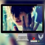 .TOUCH. Wallpaper by enemia