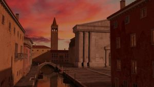 Venetian sunset by forgedOrder