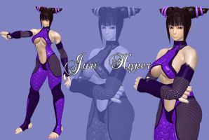 Juri Hyper update by DragonLord720