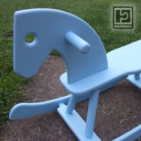 rocking-horse 02 by hama2