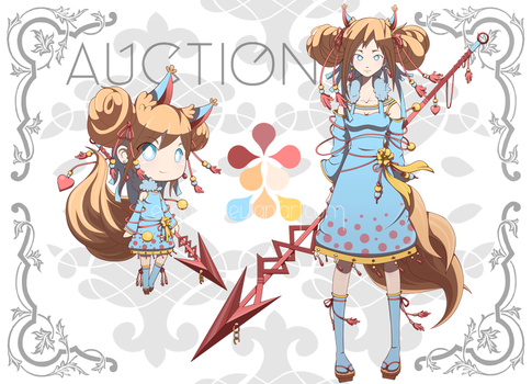 adopt 1 OPEN! [SET PRICE] *resell* by emocx