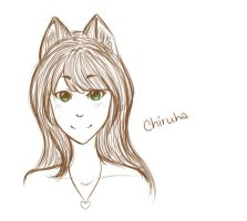 Chiruha Sketch by CopperWildcat