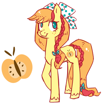 Honey Crisp by KYAokay