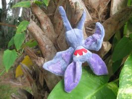 Zubat Pokedoll by LordBoop