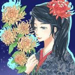 Chrysanthemum by aoidaisy