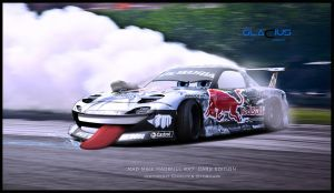 Mad Mike  MadBULL RX7, CARS edition DRIFT by GlaciusCreations