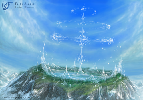 The Third Sanctuary of Light by Van-Syl-Production
