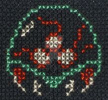 Metroid by GamingBitCrossStitch