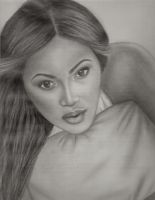 Beyonce by elvenart24