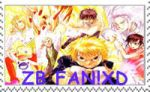 Zatch bell stamp by hikaripachirisu