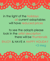 Adopts Price Reduction Note 2 by megpressley