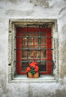 Red window by kiritani-akira
