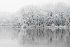 Winter Waters by Desintegrator