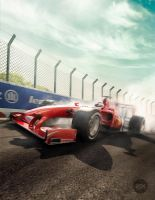 F1 Race Project by markduvjanco