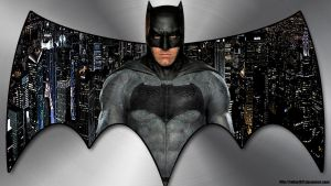 Batman Ben Affleck wp by SWFan1977