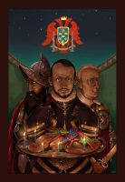 The Spanish Conquistadors by TheWoodenKing