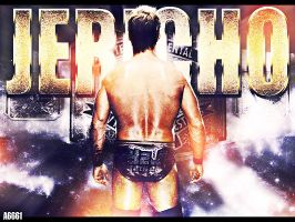 Chris Jericho by Andrea6661