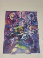 My Zelda Club Nintendo Poster 3 out of 3 by Zelda1987