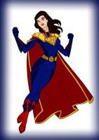 Request~Superwoman (Lois Lane) by Comicbookguy54321